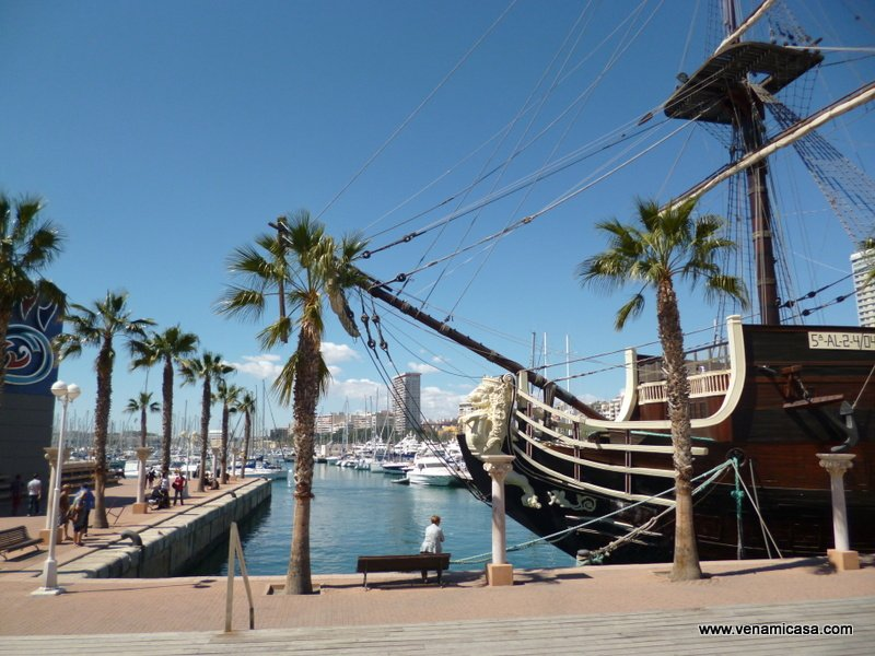 Alicante, cultural programs,homestay (10)