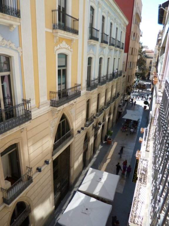 Alicante,Spain-streets