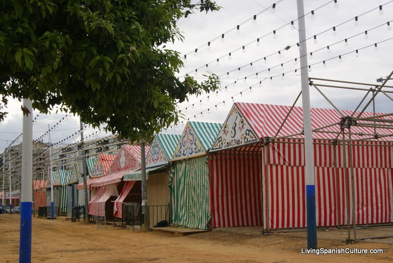 Feria de Sevilla,Spain,Espagne,casetas (2)