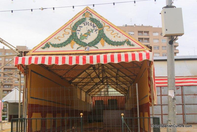 Feria de Sevilla,Spain,Espagne,casetas (3)