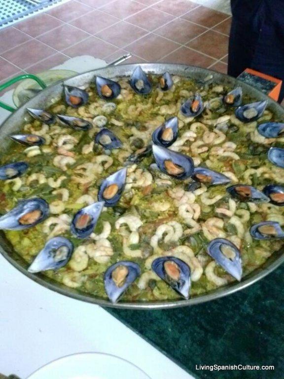 Feria de Sevilla,Spain,Espagne,typical dishes (5)