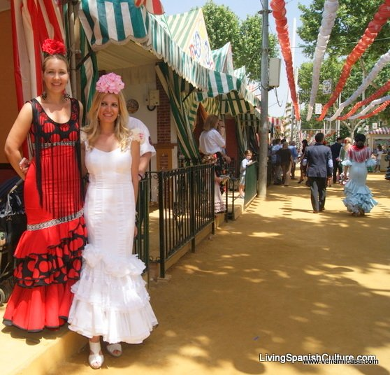 Feria de Sevilla,Spain,Espagne,typical dress,vêtements (4)