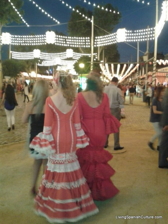 Feria de Sevilla,Spain,Espagne,typical dress,vêtements (7)