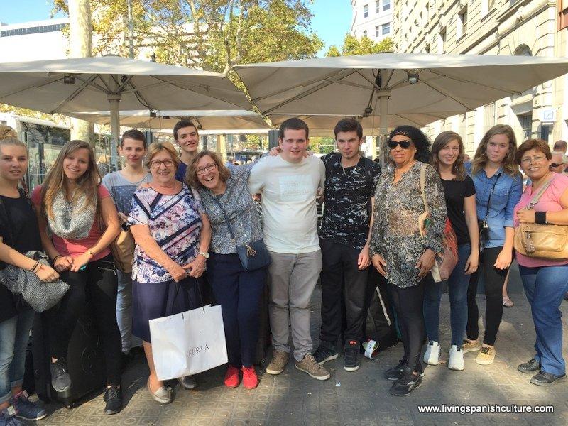Erasmus+ 2014 Barcelona (2)