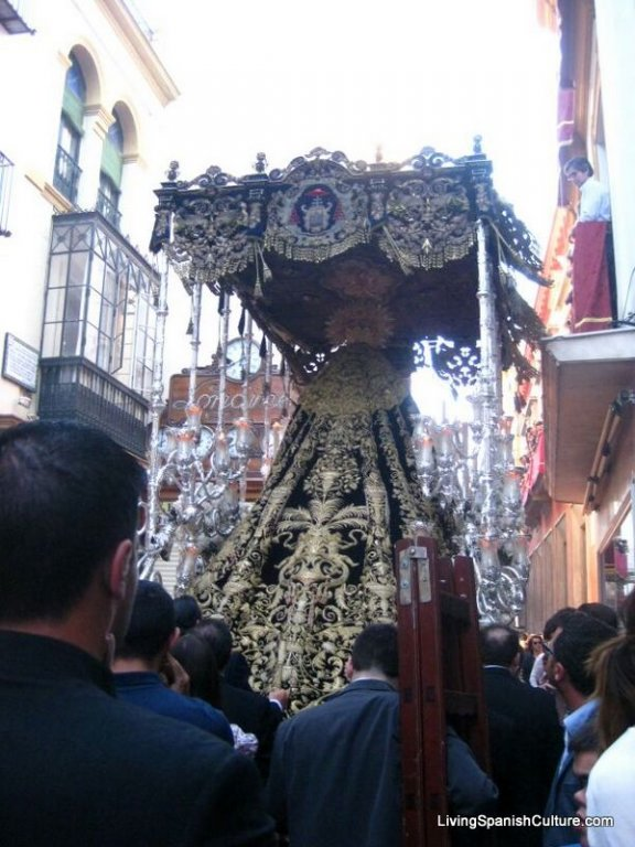 Holly Week,Seville,Spain,pasos palio (6)