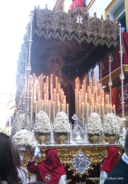 Holly Week,Seville,Spain,pasos palio (7)