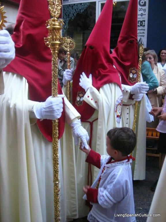 Holly Week,Seville,Spain,uniforms and music groups (4)