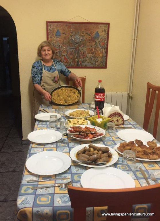 Homestay Spain,Barcelona,Valencia,Sevilla,Madrid (38)