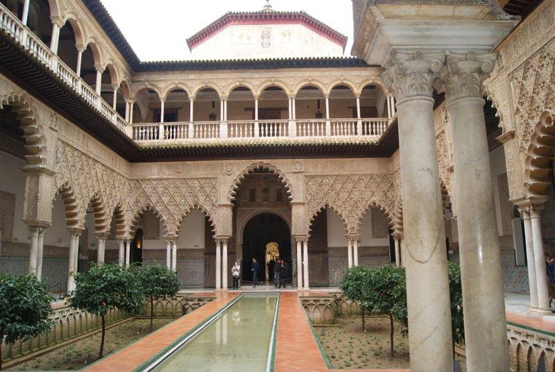 Alcazar, Sevilla