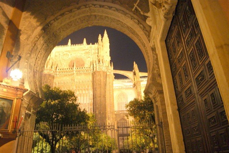 Patio de Naranjos, Cathedral Sevilla