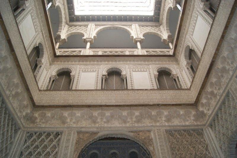 Alcazar de Sevilla, Spain