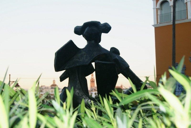 Estatua Juan Belmonte
