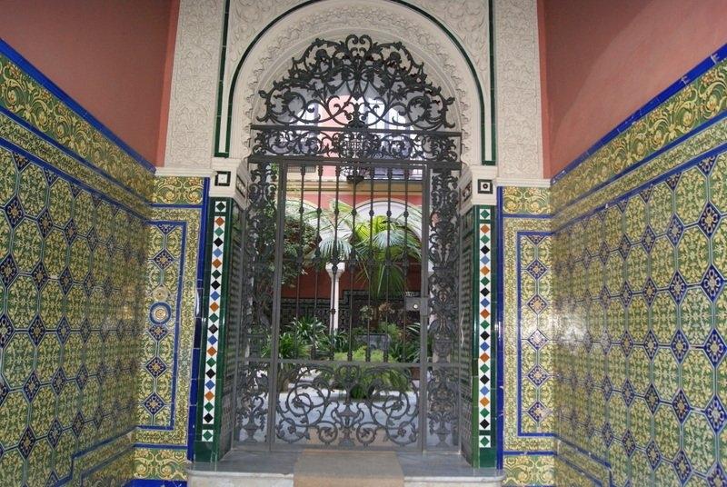 Patio en Sevilla