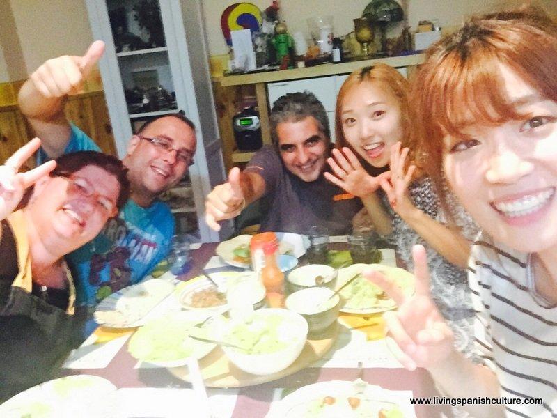 Homestay Spain,Barcelona,Valencia,Sevilla,Madrid (17)