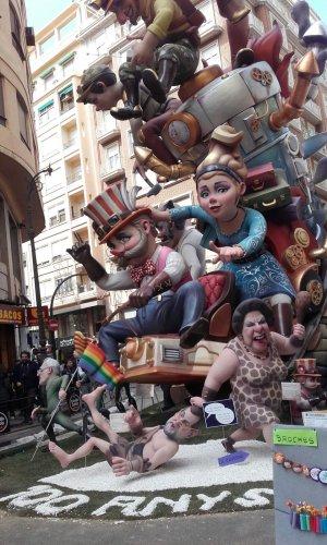Fallas Valencia, Spain, 2016 (1)