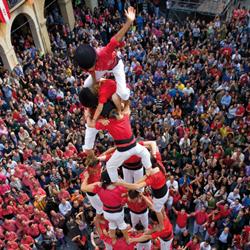 Castellers Mare de Deu de la Salut, Algemesi