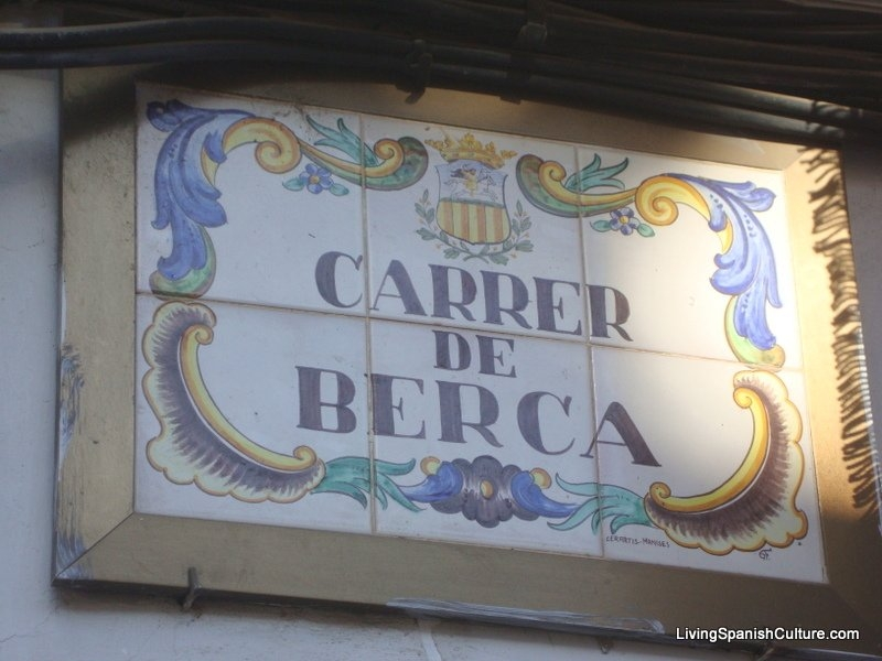 La Berca Street