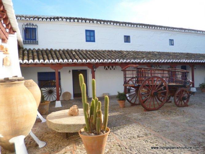 Venta El Quijote. Puerto Lapice, Ciudad Real (14)