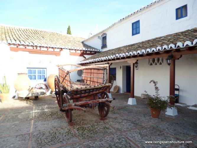 Venta El Quijote. Puerto Lapice, Ciudad Real (16)