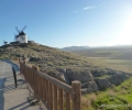 Consuegra. Windmills & city (14)