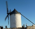 Consuegra. Windmills & city (16)