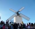 Consuegra. Windmills & city (8)