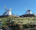Consuegra. Windmills & city (9)