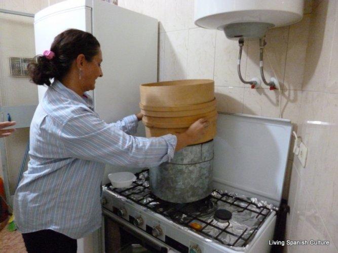 the drying saffron process (1)