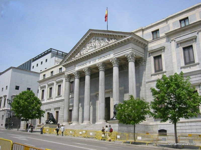 lower-house-of-spanish-parliament
