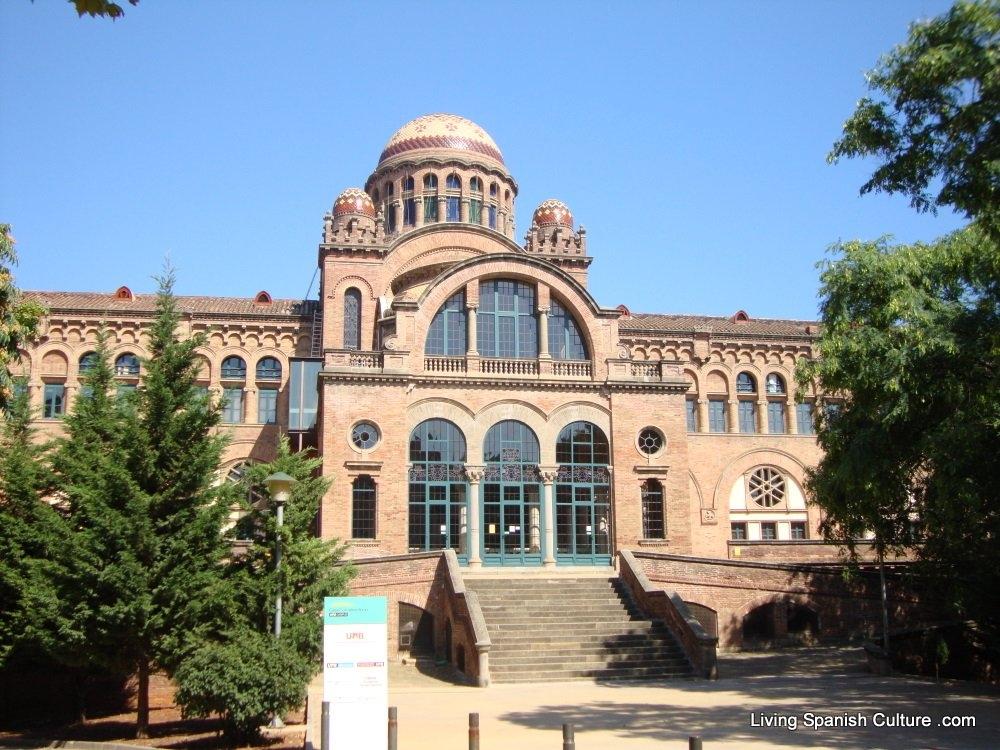 Hospital Sant Pau, Barcelona