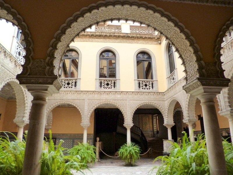 Palacio Condesa de Lebrija, Sevilla