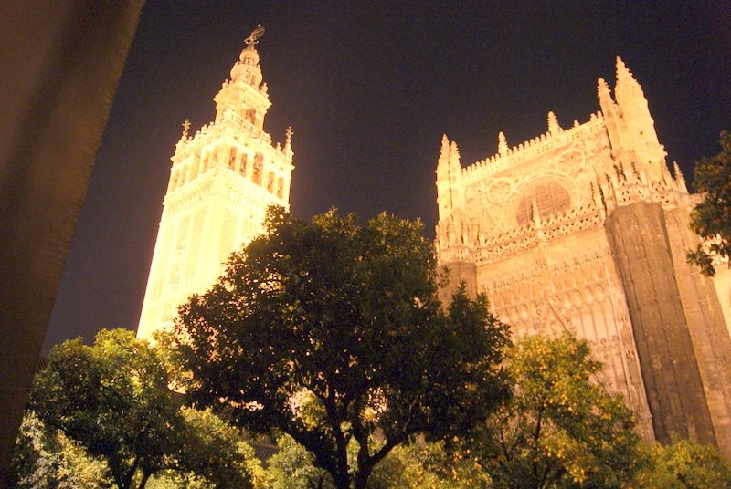 Sevilla, Cathedral and Giralda