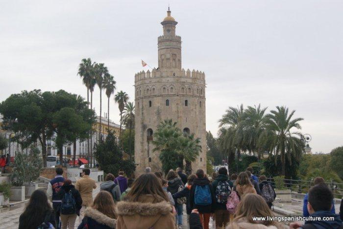 Torre del oro 2