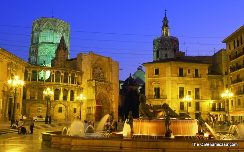 the-old-city-by-night