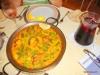 paella-sangria
