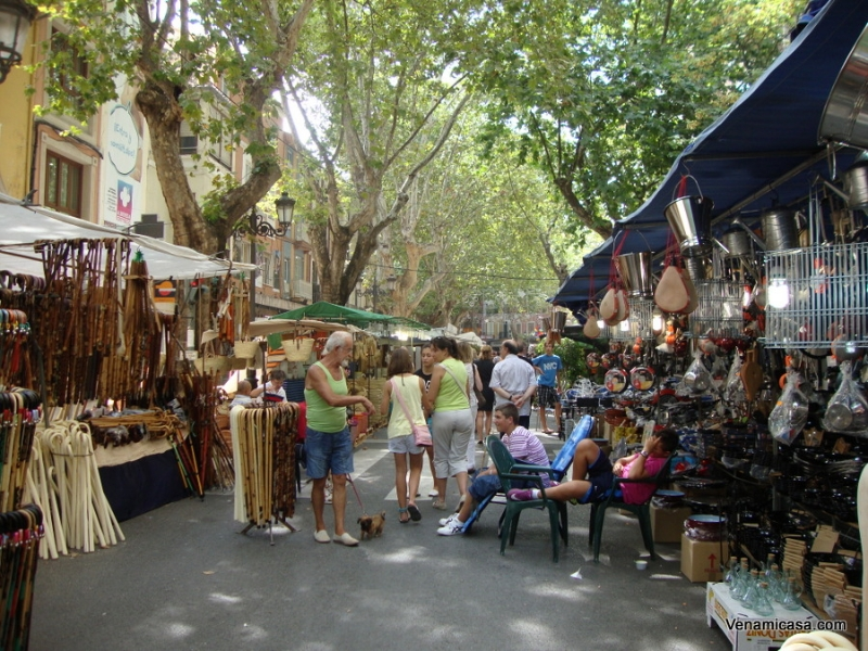 Xativa's August Fair