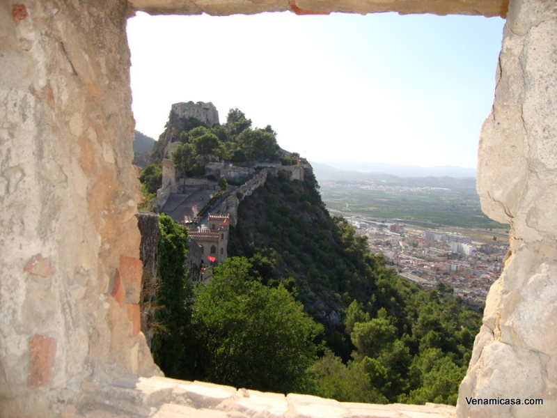 A view from the castle