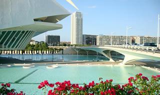 Valencia.City Arts and Sciences