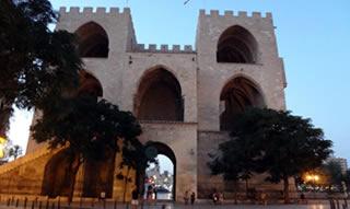 Valencia. Quart Towers