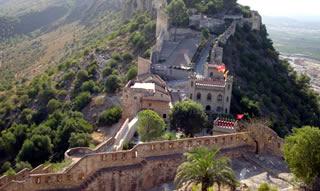 Xativa (Valencia). Monumental Town