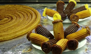 Churros, Typical Spanish