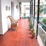 Homestay Sevilla,Spain,Vantigua,patio