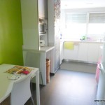 Homestay Valencia, Spain, G. Urrutia, kitchen 1