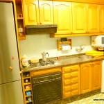Homestay Valencia, Spain, P i Valero, kitchen