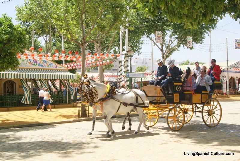 Feria de Sevilla,Spain,Espagne (1)