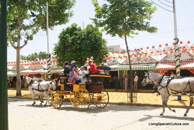 Feria de Sevilla,Spain,Espagne (2)