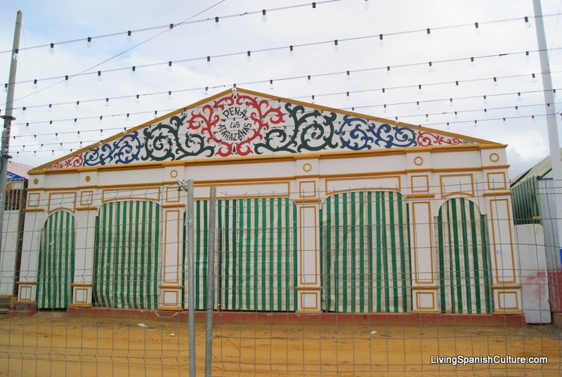 Feria de Sevilla,Spain,Espagne,casetas (5)