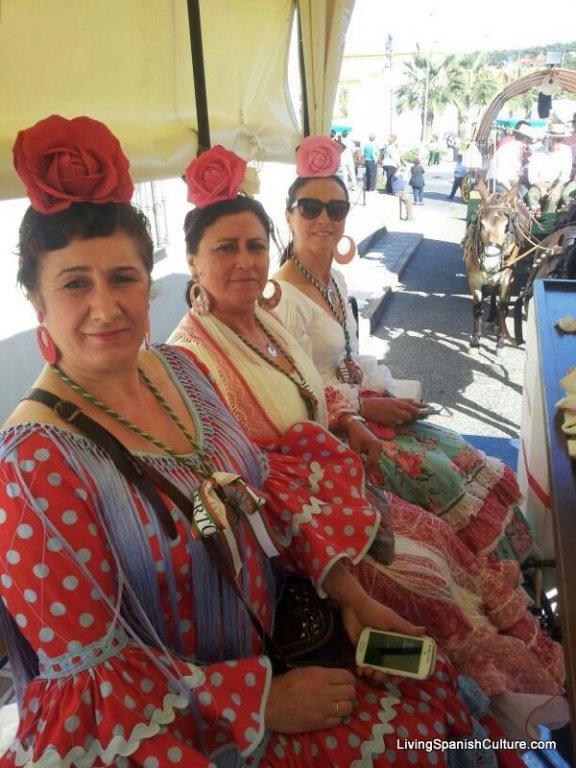 Feria de Sevilla,Spain,Espagne,typical dress,vêtements (1)