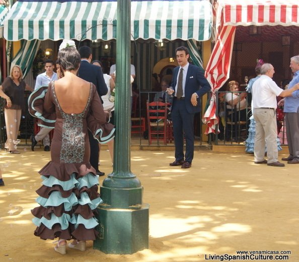 Feria de Sevilla,Spain,Espagne,typical dress,vêtements (3)