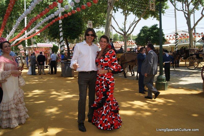 Feria de Sevilla,Spain,Espagne,typical dress,vêtements (5)